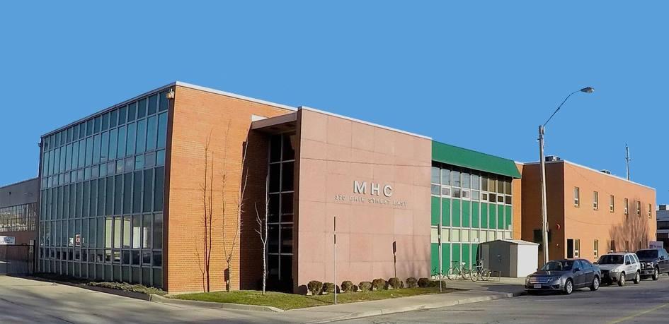 MHC building